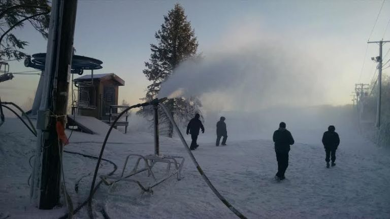 snow making 3