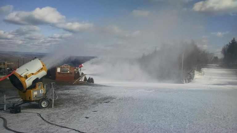 snow making 4