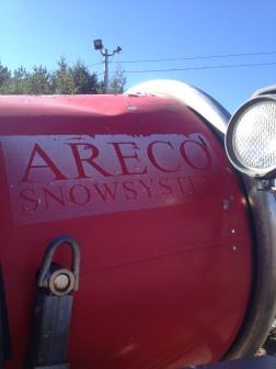 Areco gun.
